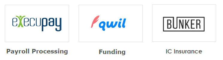 execupay qwil BUNKER